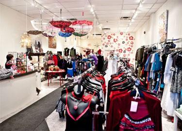 Boutique Katrin Leblond, 4647 boulevard St-Laurent