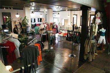 Boutique la gaillarde, après les rénovations, avril 2010