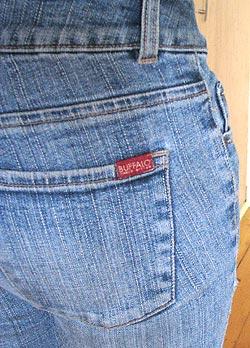 Mon jean préféré - C'est un Buffalo de David Bitton