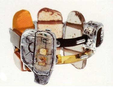 Bracelet d'Anne-Marie Chagnon