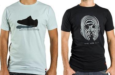 T-shirts Oöm en coton bio, printemps 2010