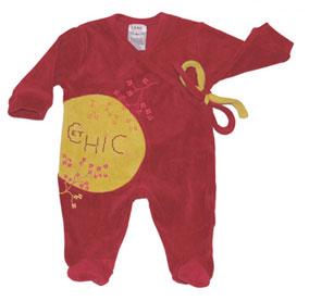 Vêtements pour enfants Lilidom