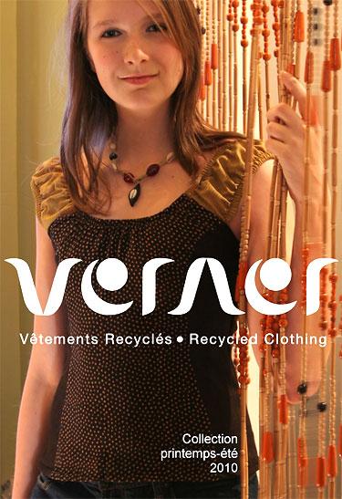 Verner, collection printemps / été 2010
