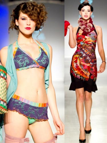 Katrin Leblond, collection printemps 2010