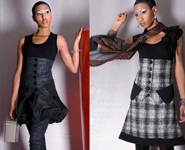 Dinh Bà, collection automne / hiver 2009