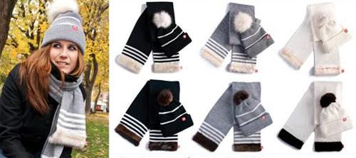 Tuques et foulards Voyou