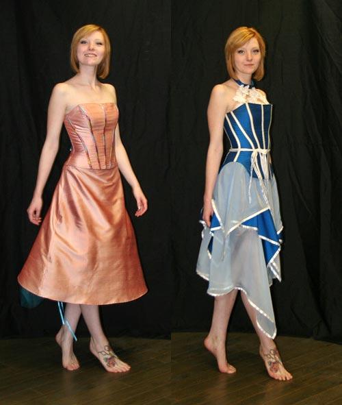 Échantillons, atelier HIDA. À gauche: 245$, à droite: 175$.
