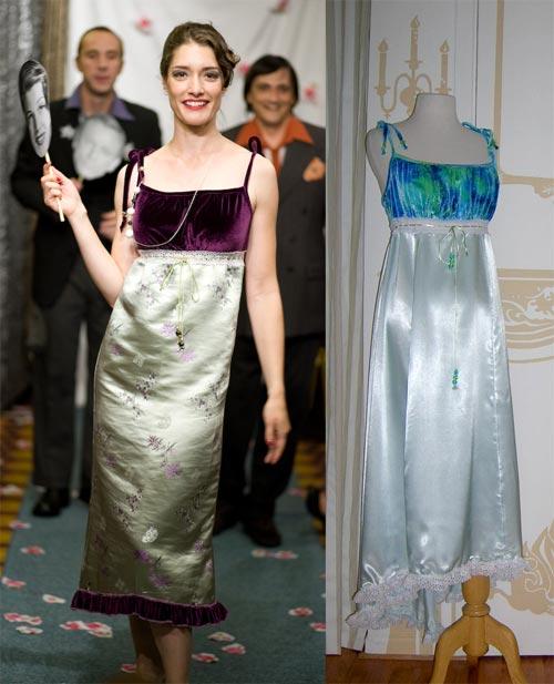 Robes de bal Musky, style rétro. 100$, tailles S et M