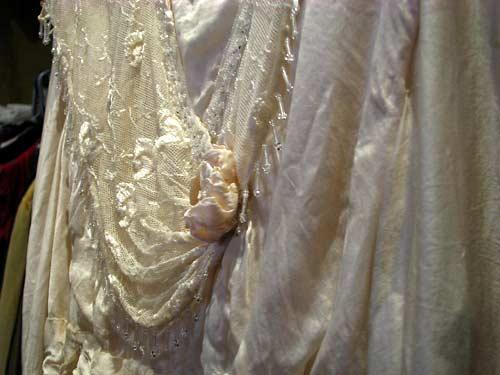 Robe de mariage ancestrale